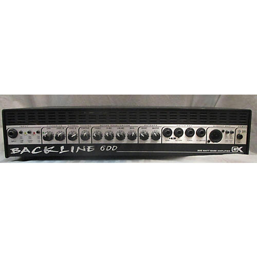 Gallien-Krueger Backline 600 300W Bass Amp Head