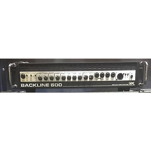 Gallien-Krueger Backline 600 Bass Power Amp-thumbnail