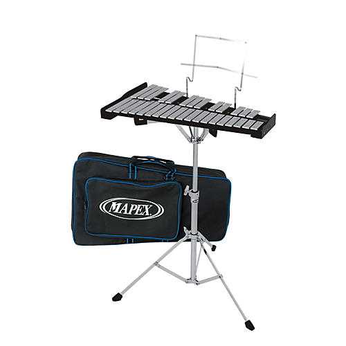 Mapex Backpack Percussion Kit with Rolling Bag