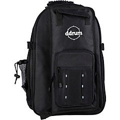 Backpack with Laptop Compartment and Detachable Stick Bag Black