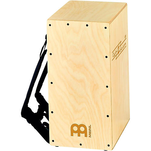 Meinl Backpacker Cajon with Internal Snares and Backpack Straps-thumbnail