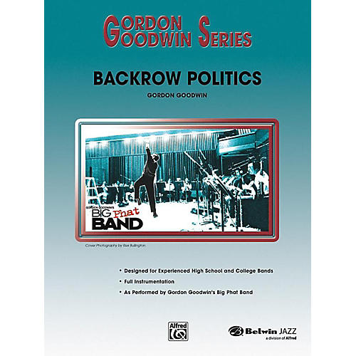 BELWIN Backrow Politics Grade 5 (Advanced / Difficult)-thumbnail