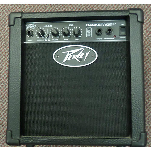 Peavey Backstage 2 Battery Powered Amp