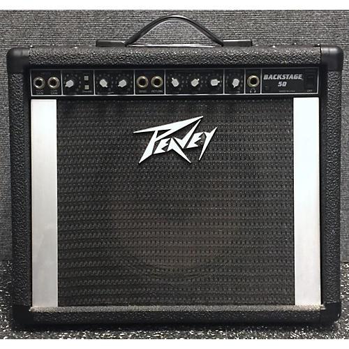 Peavey Backstage 50 Guitar Combo Amp