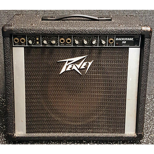 Peavey Backstage 50 Guitar Combo Amp