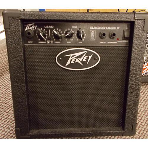 Peavey Backstage II Black Guitar Combo Amp-thumbnail