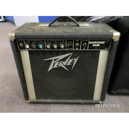 Peavey Backstage Plus Tube Guitar Combo Amp-thumbnail