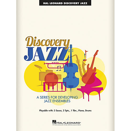 Hal Leonard Bad, Bad Leroy Brown Jazz Band Arranged by Jerry Nowak