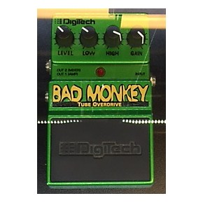 Bad Monkey Overdrive : used digitech bad monkey overdrive effect pedal guitar center ~ Hamham.info Haus und Dekorationen
