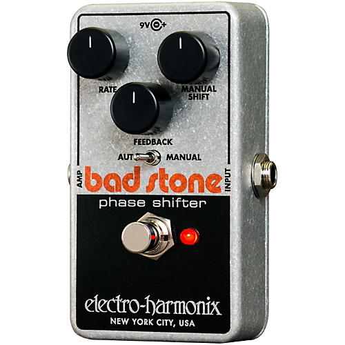 Electro-Harmonix Bad Stone Phase Shifter Guitar Effects Pedal-thumbnail