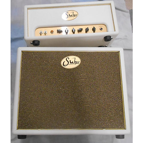 Suhr Badger 35w Head W/1x12 Cab Guitar Stack