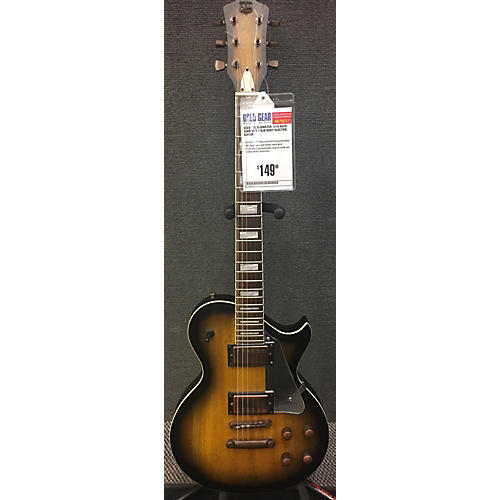 AXL Badwater 1216 Solid Body Electric Guitar-thumbnail