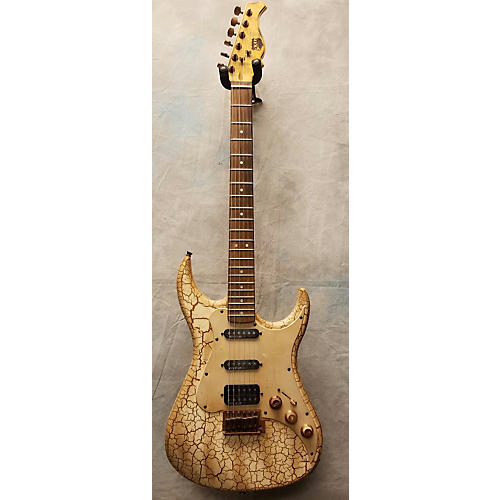AXL Badwater SRO Solid Body Electric Guitar-thumbnail
