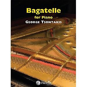 Carl Fischer Bagatelle - Piano by Carl Fischer