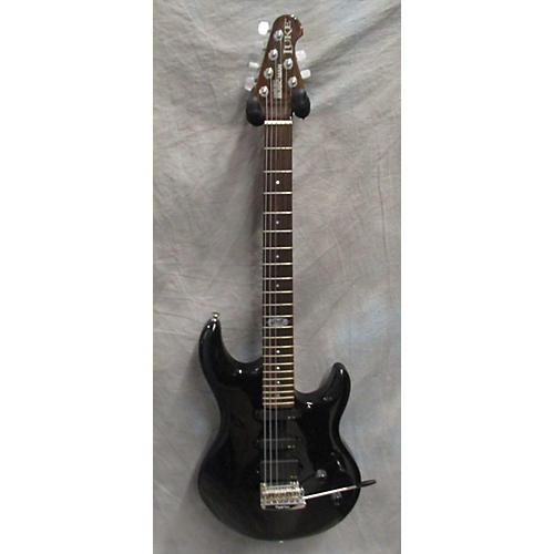 Ernie Ball Music Man Ball Family Reserve Luke Solid Body Electric Guitar Black