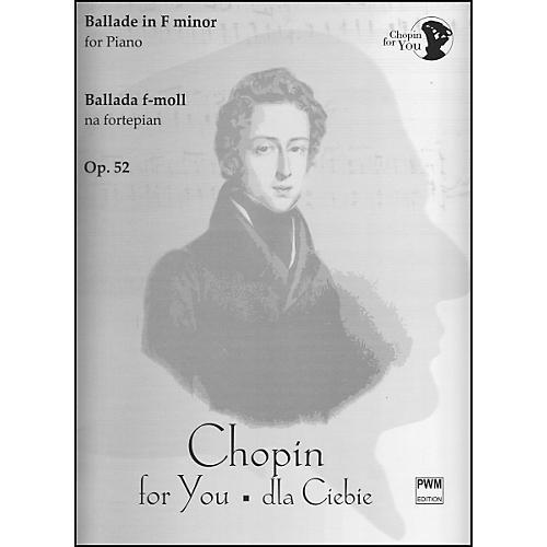 Carl Fischer Ballade in F Minor OP.52 Book-thumbnail