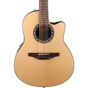Applause Balladeer 12-String Mid Depth Bowl Acoustic-Electric Guitar