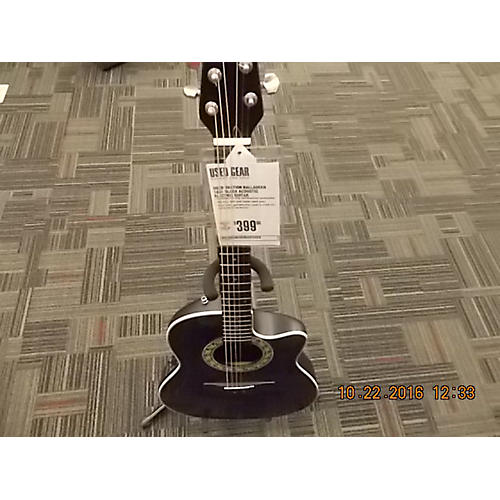 Ovation Balladeer 1861 Acoustic Electric Guitar