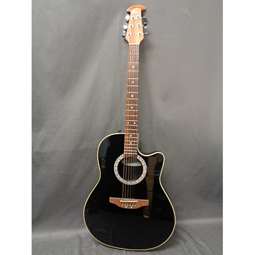 Ovation Balladeer 4861 Acoustic Electric Guitar
