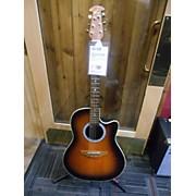 Ovation Balladeer Acoustic Guitar