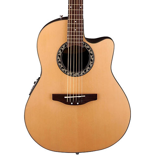 Applause Balladeer Mid Depth Bowl Acoustic-Electric Guitar