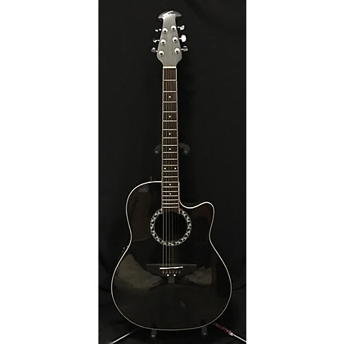 Applause Balladeer Mid Depth Bowl Acoustic Electric Guitar