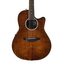 Balladeer Plus Series AB24IIP Acoustic-Electric Guitar Vintage Flame