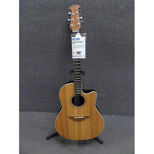 Ovation Balladeer S771 Acoustic Electric Guitar