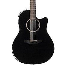 Balladeer Series AB24AII Acoustic Guitar Black