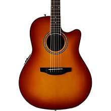 Balladeer Series AB24II Acoustic-Electric Guitar Honey Burst