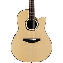 Balladeer Series AB24II Acoustic-Electric Guitar Natural