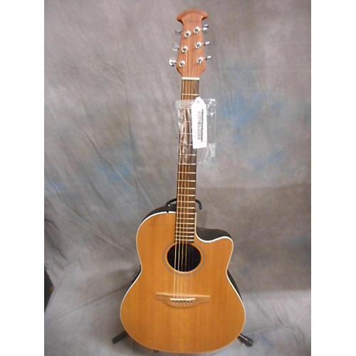 Ovation Balladeer Special Acoustic Electric Guitar