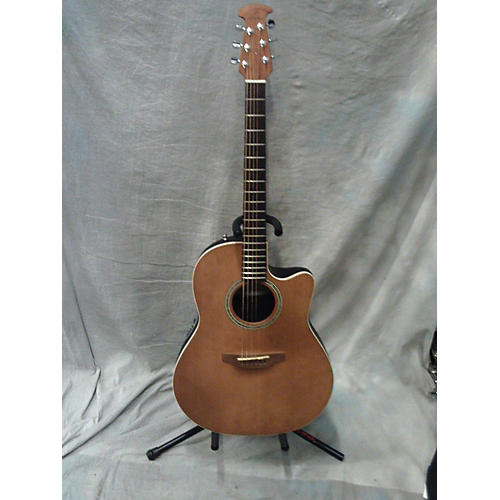 Ovation Balladeer Special GCS771LX-C Acoustic Electric Guitar