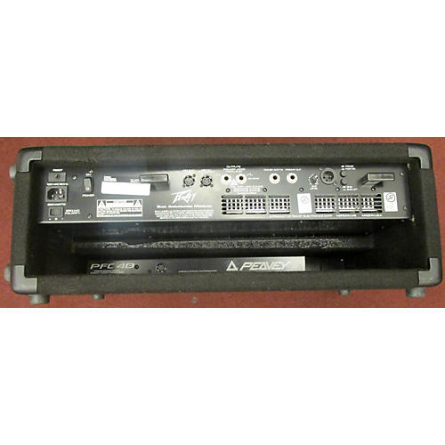 used peavey bam 600 w bass amp head guitar center. Black Bedroom Furniture Sets. Home Design Ideas
