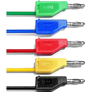 Kilpatrick Audio Banana Cables - 10 Pack by