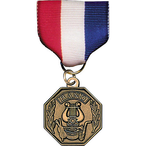Medalcraft Mint Band Award Medallion-thumbnail