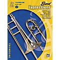 Alfred Band Expressions Book One Student Edition Trombone Book & CD thumbnail