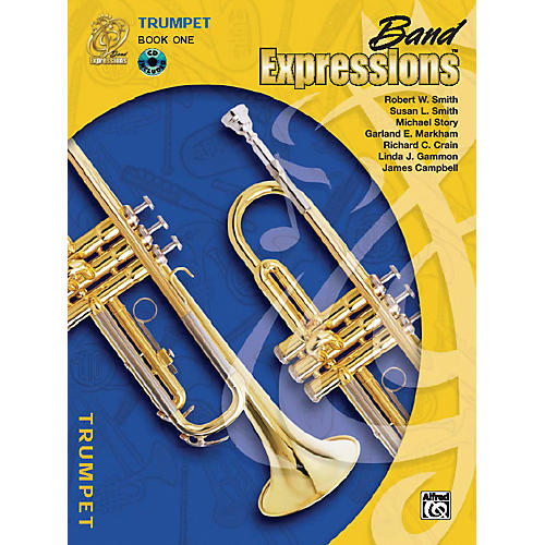Alfred Band Expressions Book One Student Edition Trump