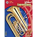 Alfred Band Expressions Book Two Student Edition Tuba Book & CD  Thumbnail