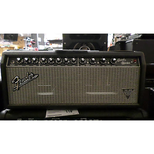 Fender Band Master VM 40W Tube Guitar Amp Head-thumbnail