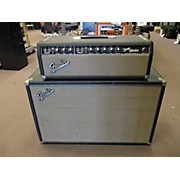 Fender Band-Master With 2x12 Bandmaster Cabinet Guitar Stack