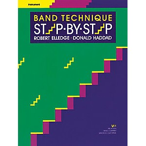 KJOS Band Techinque Step-By-Step Trombone by KJOS