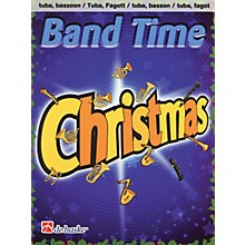 De Haske Music Band Time Christmas De Haske Play-Along Book Series Softcover Arranged by Robert van Beringen