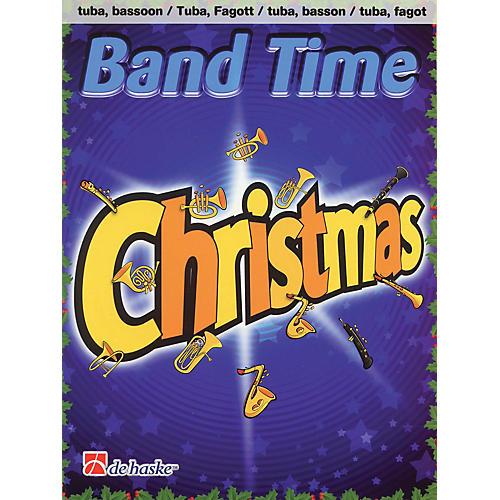De Haske Music Band Time Christmas De Haske Play-Along Book Series Softcover Arranged by Robert van Beringen