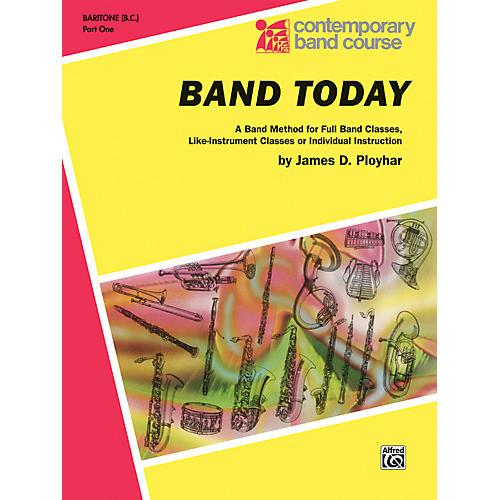 Alfred Band Today Part 1 Baritone (B.C.)-thumbnail