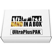 PG Music Band-in-a-Box 2017 UltraPlusPAK (Windows USB Hard Drive)