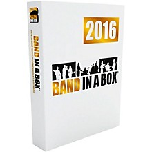 PG Music Band-in-a-Box EverythingPAK 2016 (Windows Download)