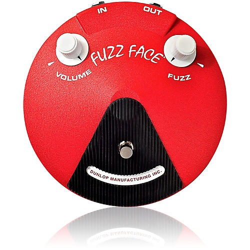 Dunlop Band of Gypsys Limited Edition Fuzz Face Guitar Effects Pedal-thumbnail