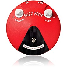 Dunlop Band of Gypsys Limited Edition Fuzz Face Guitar Effects Pedal