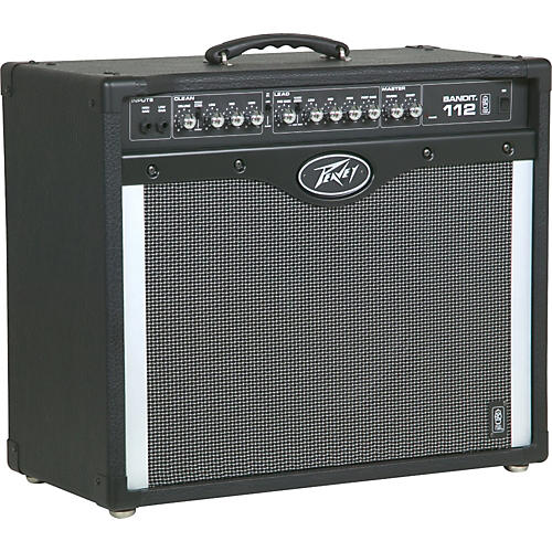 Peavey Bandit 112 Guitar Amplifier with TransTube Technology-thumbnail